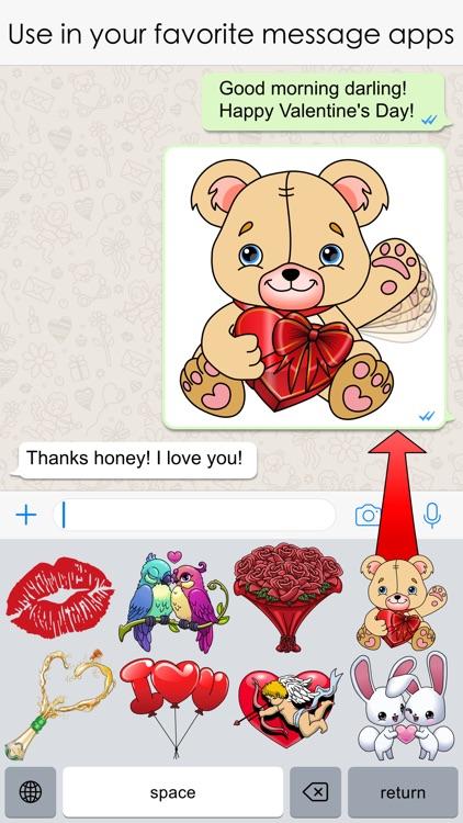 Love Emoji Keyboard screenshot-4