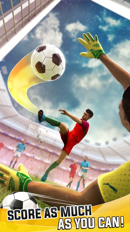 2018 Soccer Real Sports Star