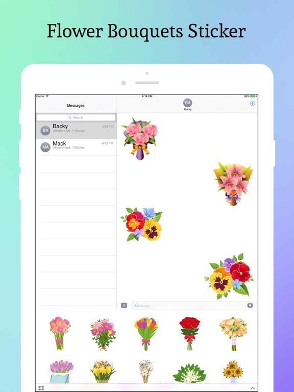 Ultimate Flower Bouquet Emoji | App Price Drops