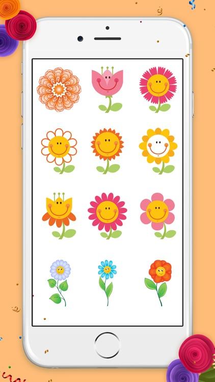 Floralgraphy Love Sticker screenshot-3