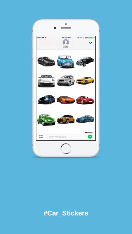 Car Stickers For iMessage screenshot-3