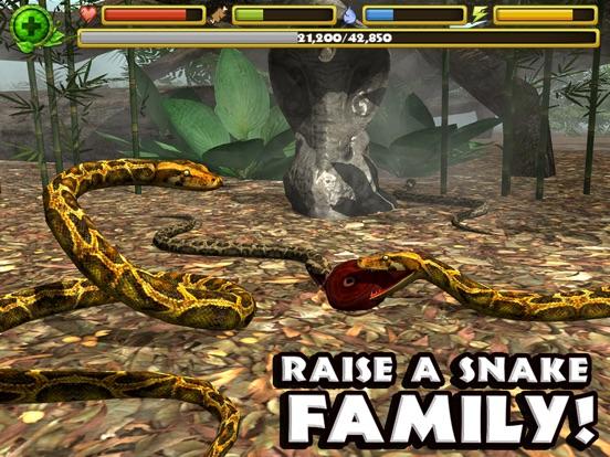Скачать Snake Simulator