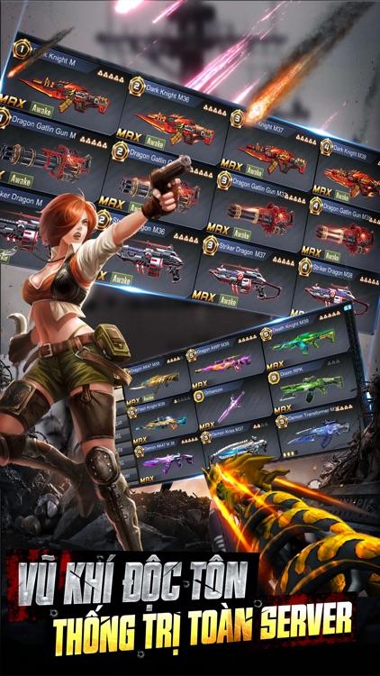 Tập Kích: Bắn súng đích thực screenshot-4