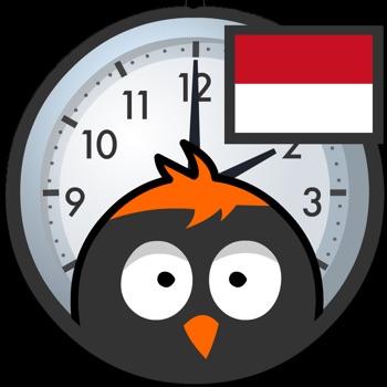 Moji Jam Pelatih Indonesian