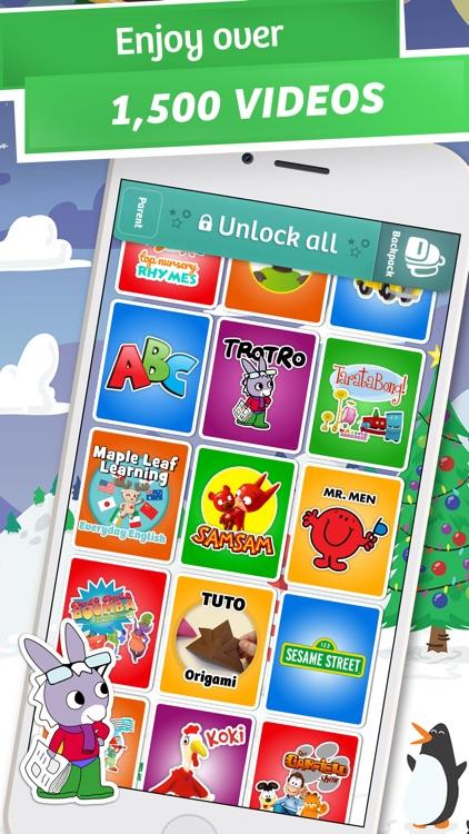 Kidjo: TV for Kids screenshot-0