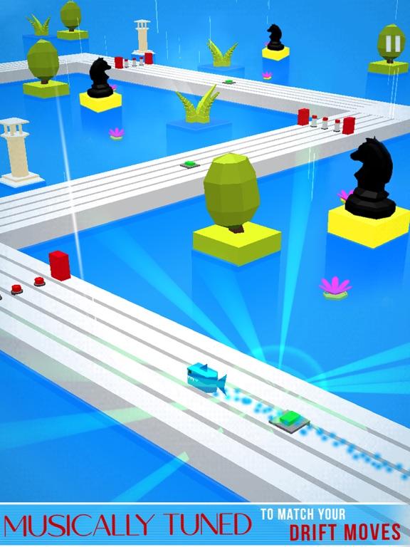 Drift Art - Music Racing games-ipad-0