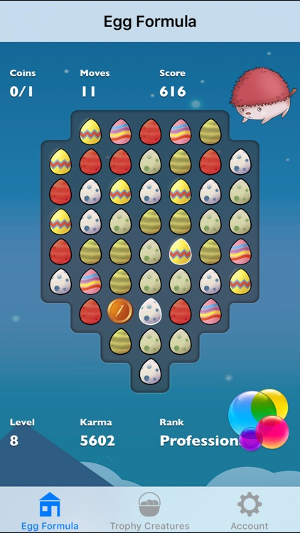 Egg Formula