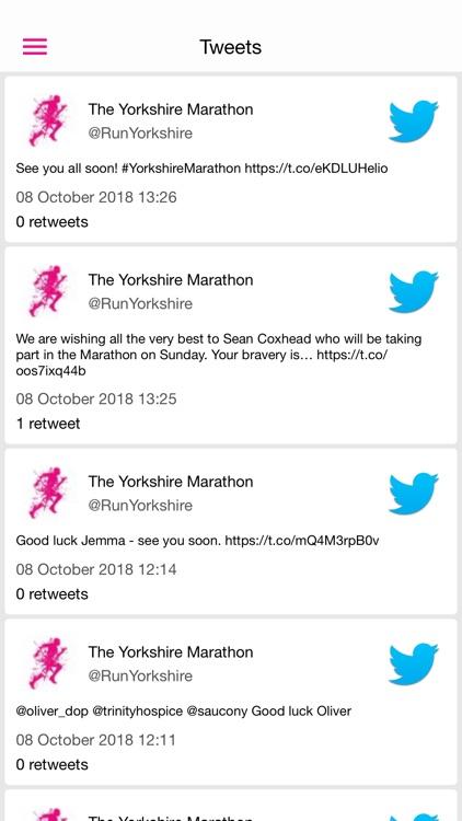 Yorkshire Marathon 2018 screenshot-3
