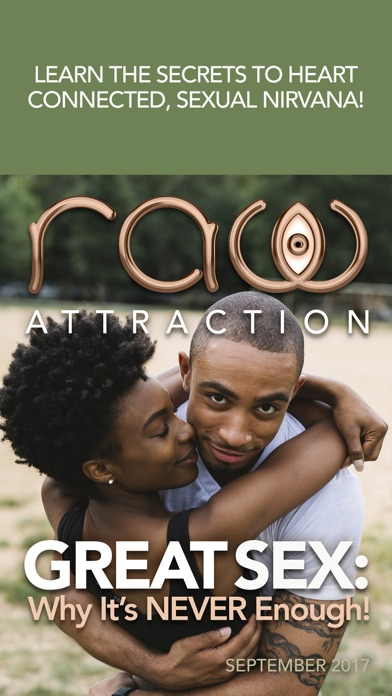 Raw Attraction Magazine review screenshots