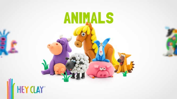 HEY CLAY® ANIMALS screenshot-0