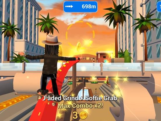 Faily Skater на iPad