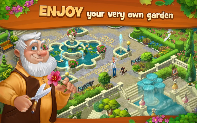 Gardenscapes App Download Android Apk