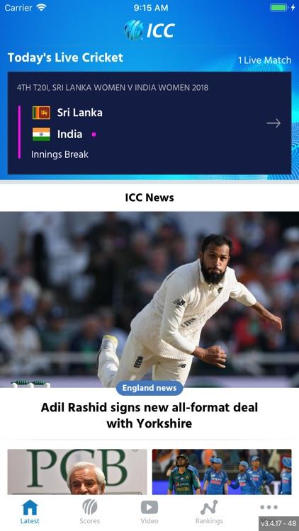ICC Cricket