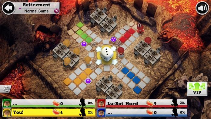 Mr Ludo Online Multiplayer Screenshot