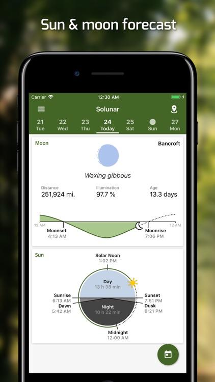 Hunting Points App screenshot-5