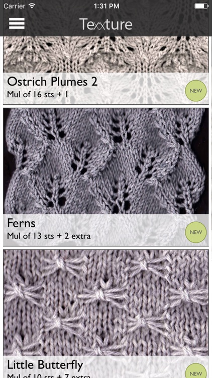 knit Texxture
