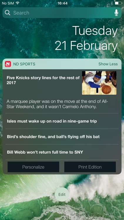 Newsday Sports screenshot-2