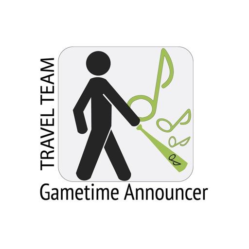 Gametime Announcer Travel Team