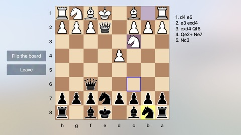 Screenshot #1 for TV Chess