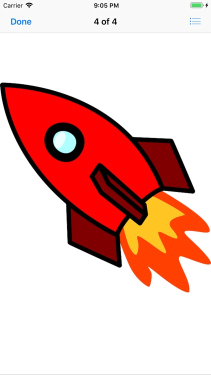 Rocket Sticker Pack screenshot-8