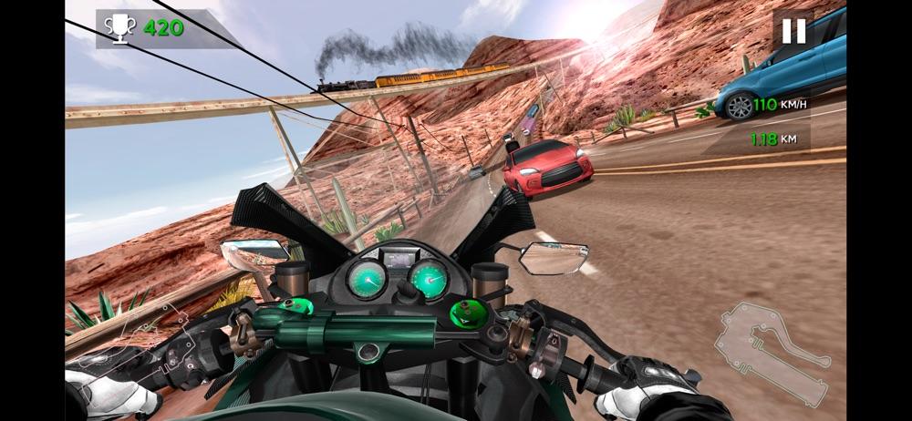 Moto Rider In Traffic Cheat Codes