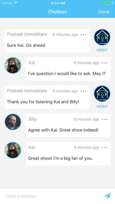 Screenshot of Podcast Immobiliare4