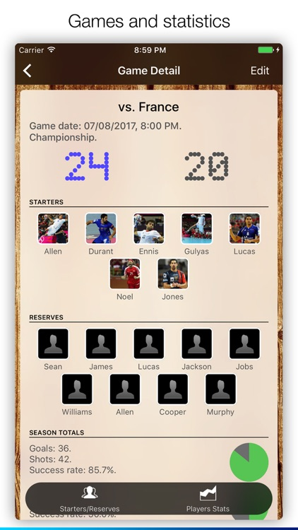 Assistant Coach Handball screenshot-4