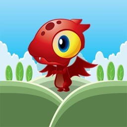跳跃小红龙-好玩的动作小游戏