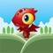 小红龙只会跳跃还学不会翱翔,不断奔跑的它必须不停的跳跃来避免掉落下去。赶紧去帮助小红龙跳跃躲避危险,获取更高的分数吧!