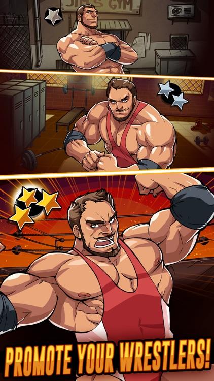 The Muscle Hustle: Wrestling screenshot-0