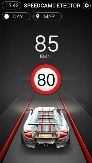 Screenshot of Speedcams Grecia1