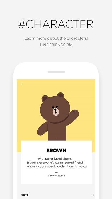 LINE FRIENDS - 待ち受け画像... screenshot1
