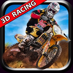 Dirt Bike Motorcycle Race
