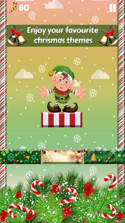 Santa Jump Shot screenshot-4