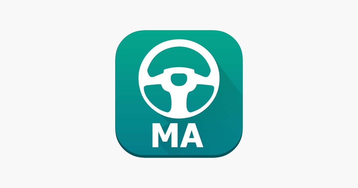 Massachusetts Driving Test on the App Store