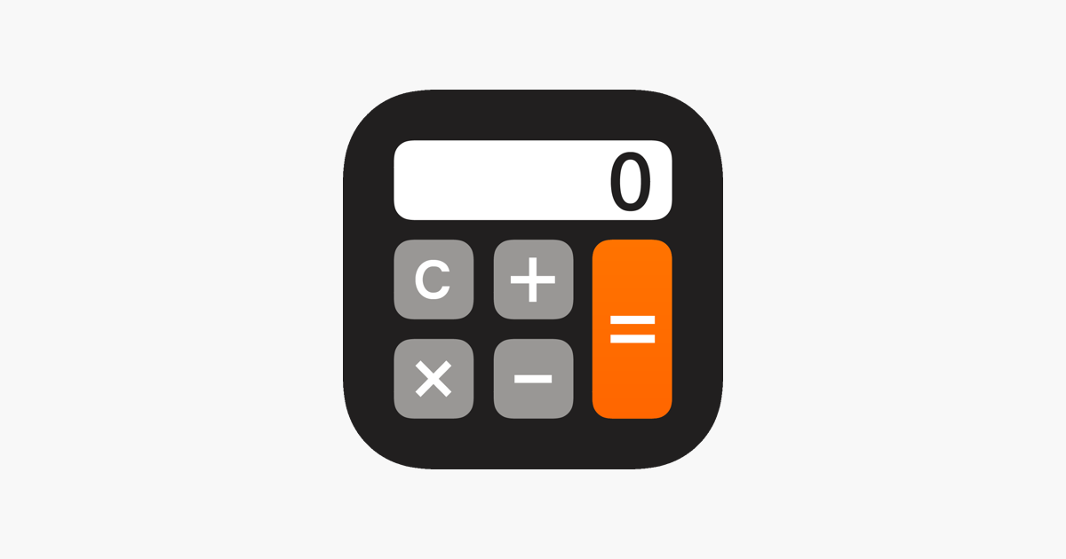 Calculator + on the app store.