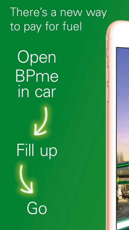 BPme: Pay for Fuel in Your Car screenshot-0