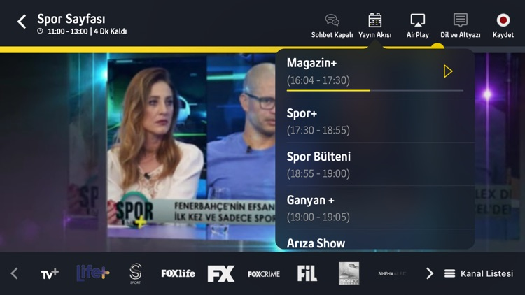 Turkcell TV+ screenshot-3