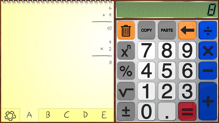 Calculator - eCalcu PRO screenshot-0