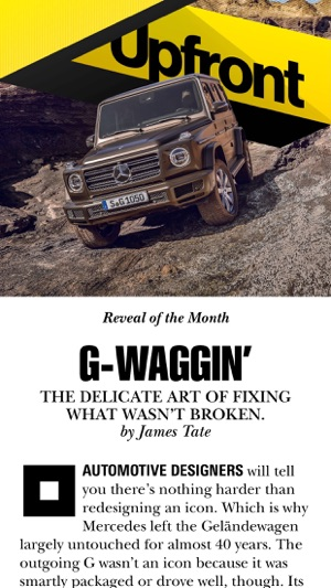 Car And Driver Magazine US On The App Store - Car and driver