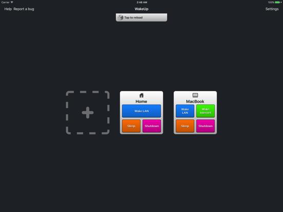 WakeUp - The Wake on LAN tool