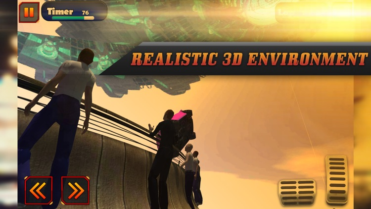 Well of Death Stunt Heroes screenshot-3