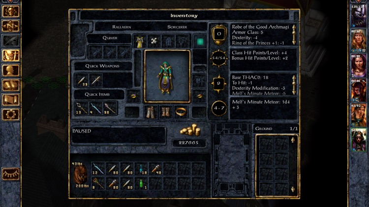 Baldur's Gate screenshot-2