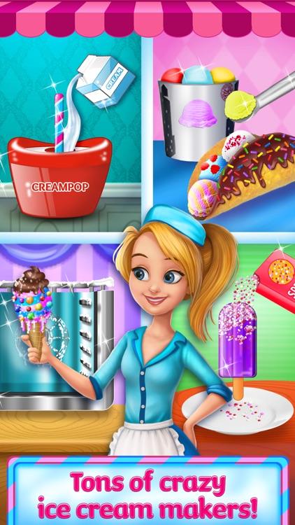 Ice Cream Truck Girl screenshot-4
