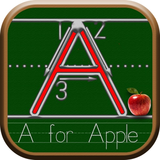 ABC Kids - Alphabet Tracing Game icon
