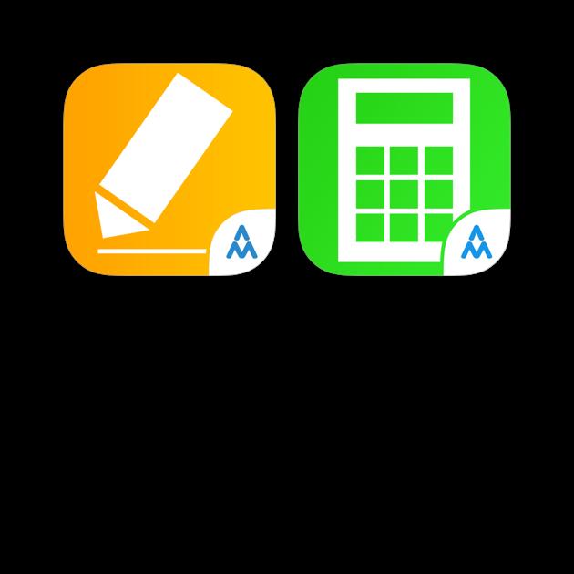 Vorlagen Für Pages Numbers Im App Store