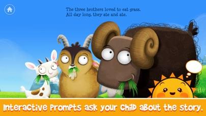 StoryTime: Billy Goats Gruff screenshot 5