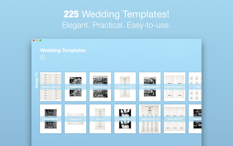 点击获取Wedding Templates (by Nobody)