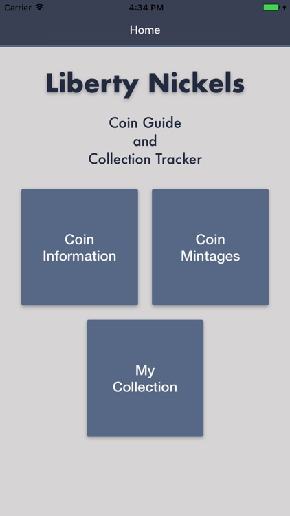 Liberty Nickels - Coin Guide & Collection Tracker screenshot-0