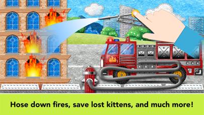 Learning Cars Educational Games for Preschool Kids screenshot four